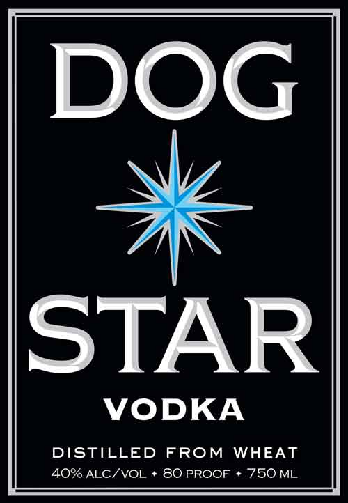 Dog Star Vodka